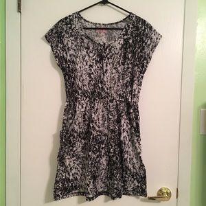 🖤 Printed Dress